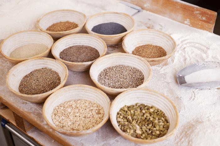 5 alternatives pour cuisiner sans blé
