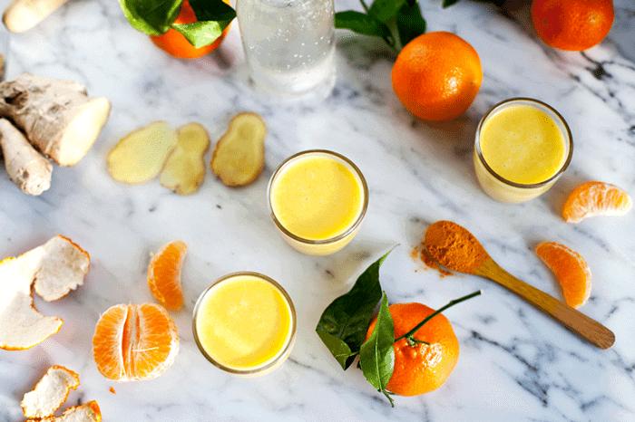 Smoothie-clementine-ananas-curcuma-Emiliemurmure