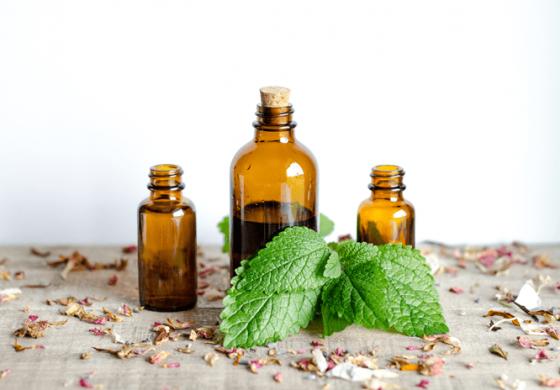 huile essentielle menthe poivrée