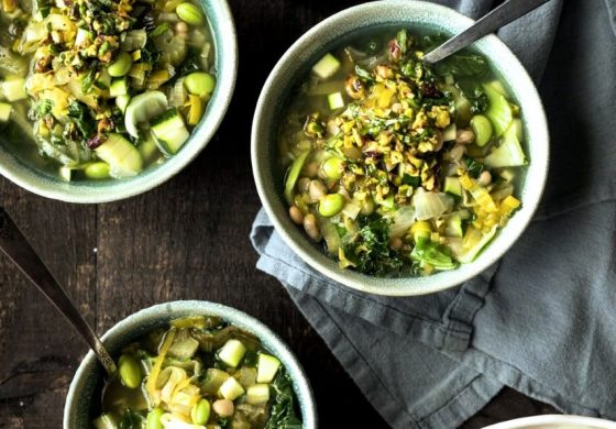 soupe minestrone - Version 2
